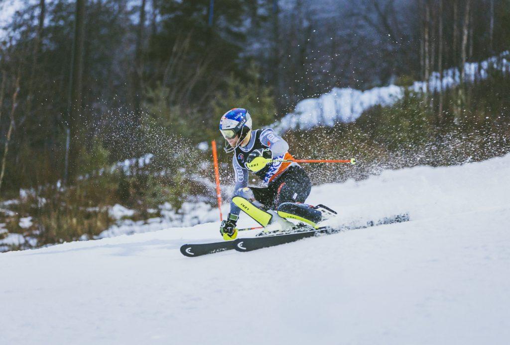 Olympiamitalisteja Sallan Upeilla Rinteilla Salla Ski