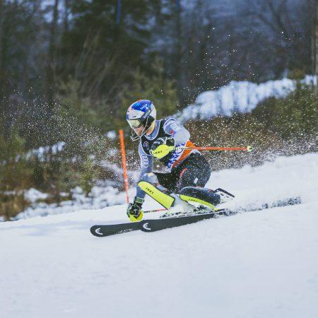 Alexis Pinturault olympiamitalisteja Sallan rinteillä