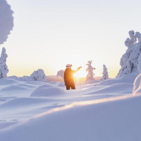 Salla is the Ski Resort of the Year 2021